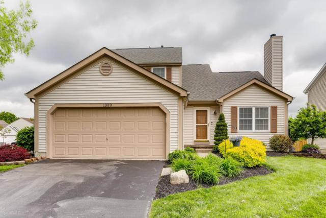 1330 Pannelly Place, Westerville, OH 43081 (MLS #219016288) :: Signature Real Estate