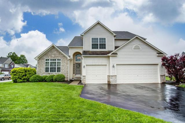 7849 Narrow Leaf Drive, Blacklick, OH 43004 (MLS #219016344) :: Berkshire Hathaway HomeServices Crager Tobin Real Estate