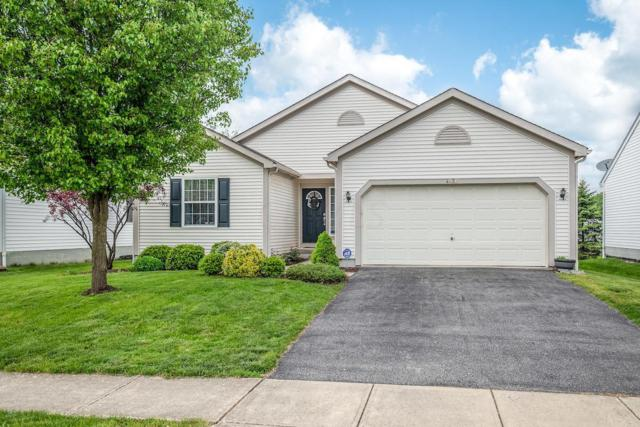 4838 Riverrock Drive, Columbus, OH 43228 (MLS #219016359) :: Signature Real Estate