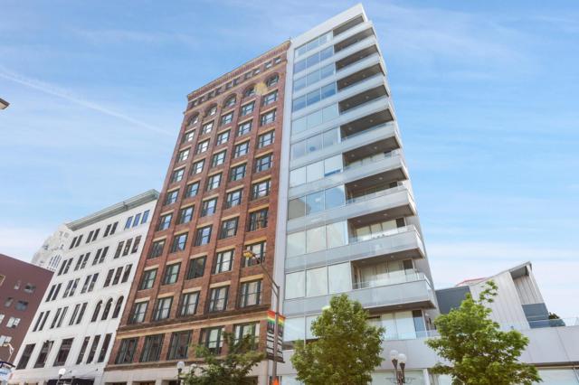 145 N High Street #701, Columbus, OH 43215 (MLS #219016429) :: Brenner Property Group | Keller Williams Capital Partners