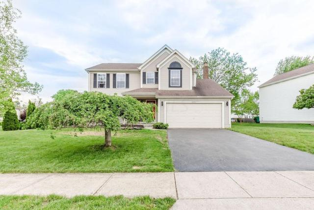 6447 Fox Hill Drive, Canal Winchester, OH 43110 (MLS #219016448) :: RE/MAX ONE
