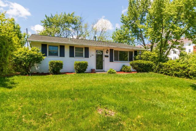 3817 Luxair Drive, Hilliard, OH 43026 (MLS #219016523) :: The Clark Group @ ERA Real Solutions Realty