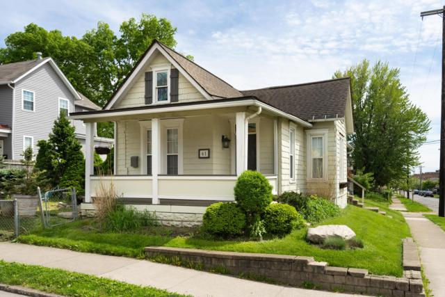 61 E 7th Avenue, Columbus, OH 43201 (MLS #219016551) :: ERA Real Solutions Realty