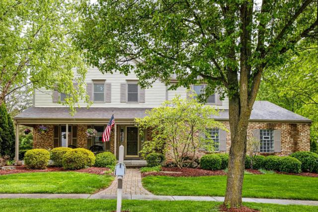 2164 Stratingham Drive, Dublin, OH 43016 (MLS #219016565) :: The Clark Group @ ERA Real Solutions Realty