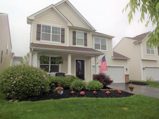 6095 Witherspoon Way, Westerville, OH 43081 (MLS #219016597) :: Berkshire Hathaway HomeServices Crager Tobin Real Estate