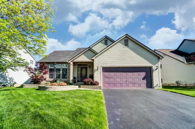 652 Mill Wood Boulevard, Marysville, OH 43040 (MLS #219016662) :: Brenner Property Group | Keller Williams Capital Partners