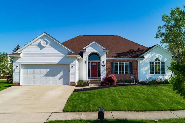 1591 Carmel Drive, Marysville, OH 43040 (MLS #219016689) :: Huston Home Team