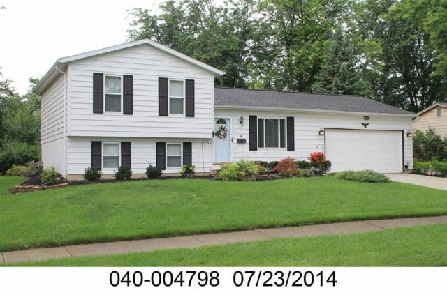 2315 Josephine Circle, Grove City, OH 43123 (MLS #219016700) :: Berkshire Hathaway HomeServices Crager Tobin Real Estate