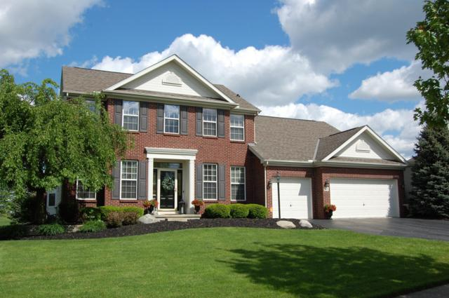 7621 Polo Lane, Powell, OH 43065 (MLS #219016767) :: Huston Home Team