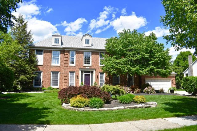 1208 Hooverview Drive, Westerville, OH 43082 (MLS #219016777) :: Berkshire Hathaway HomeServices Crager Tobin Real Estate
