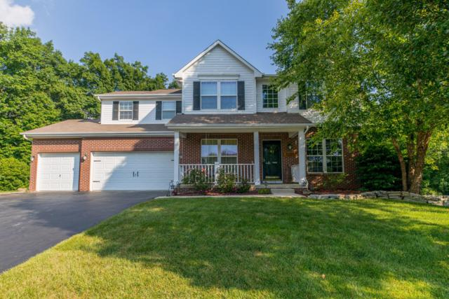 7658 Pleasant Colony Court Court, Lewis Center, OH 43035 (MLS #219016790) :: Keith Sharick | HER Realtors