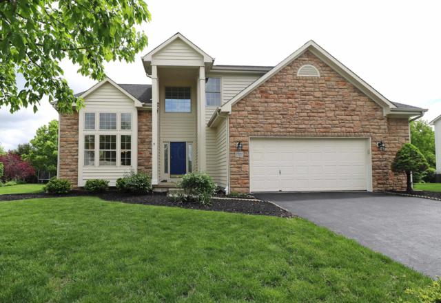 7707 Kingman Place, Lewis Center, OH 43035 (MLS #219016804) :: Keith Sharick | HER Realtors