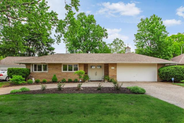284 S Broadleigh Road, Columbus, OH 43209 (MLS #219016824) :: The Clark Group @ ERA Real Solutions Realty