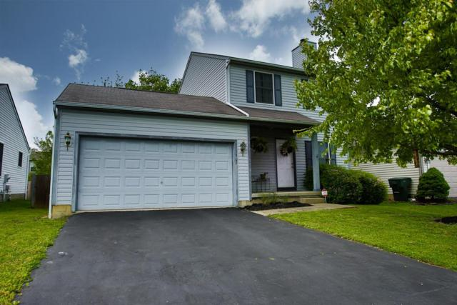 1907 Winding Hollow Drive, Grove City, OH 43123 (MLS #219016834) :: Berkshire Hathaway HomeServices Crager Tobin Real Estate