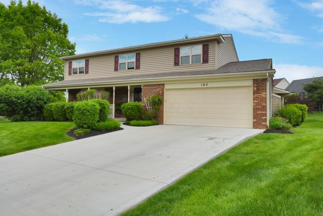162 Helmbright Court, Gahanna, OH 43230 (MLS #219016851) :: The Raines Group