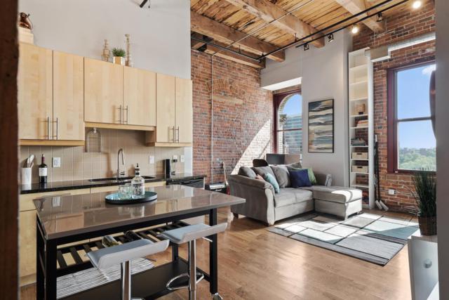 150 E Main Street #601, Columbus, OH 43215 (MLS #219016861) :: Brenner Property Group | Keller Williams Capital Partners