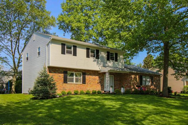 4485 Sussex Drive, Columbus, OH 43220 (MLS #219016896) :: Berkshire Hathaway HomeServices Crager Tobin Real Estate