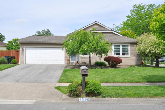 4980 Radstock Court, Hilliard, OH 43026 (MLS #219016908) :: Keith Sharick | HER Realtors