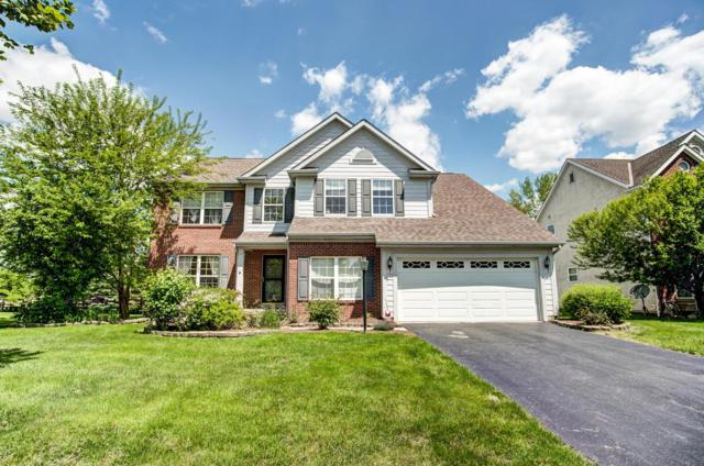 6770 Park Mill Drive, Dublin, OH 43016 (MLS #219016911) :: Berkshire Hathaway HomeServices Crager Tobin Real Estate