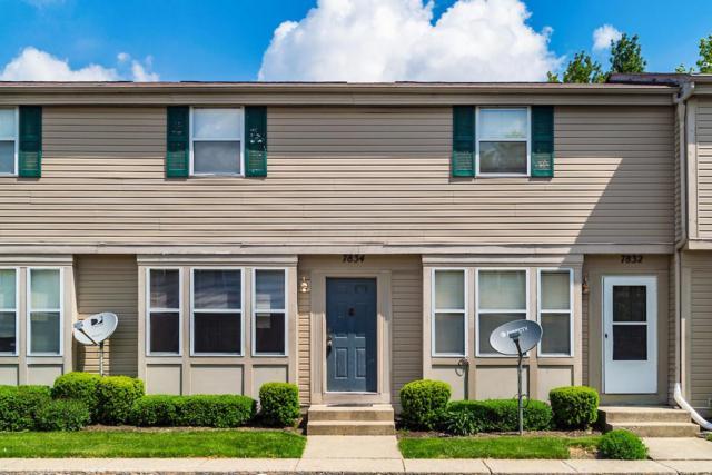 7834 Barkwood Drive 15C, Worthington, OH 43085 (MLS #219016936) :: Signature Real Estate