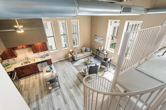 110 N 3rd Street #611, Columbus, OH 43215 (MLS #219016952) :: Brenner Property Group | Keller Williams Capital Partners