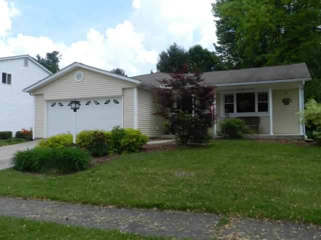623 Codrington Circle, Gahanna, OH 43230 (MLS #219016973) :: RE/MAX ONE
