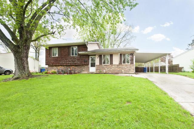 153 Flintwood Drive, Delaware, OH 43015 (MLS #219016978) :: Berkshire Hathaway HomeServices Crager Tobin Real Estate