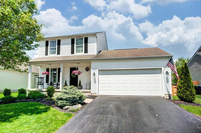 1118 Nutmeg Drive, Marysville, OH 43040 (MLS #219016980) :: Signature Real Estate