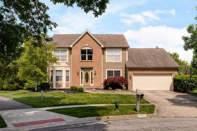 7697 Johntimm Court, Dublin, OH 43017 (MLS #219016996) :: Berkshire Hathaway HomeServices Crager Tobin Real Estate