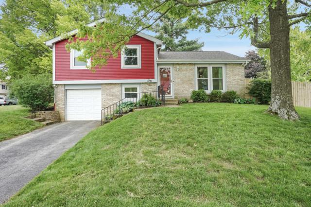 5161 Cherryblossom Way, Columbus, OH 43230 (MLS #219016999) :: Berkshire Hathaway HomeServices Crager Tobin Real Estate