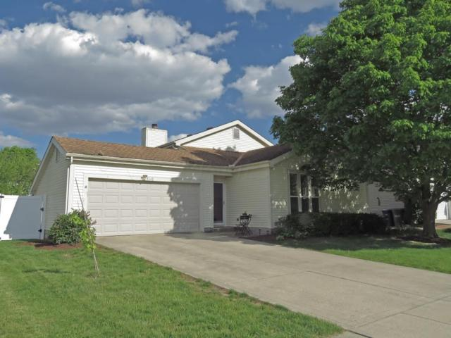 2642 Carifa Drive, Hilliard, OH 43026 (MLS #219017024) :: Berkshire Hathaway HomeServices Crager Tobin Real Estate