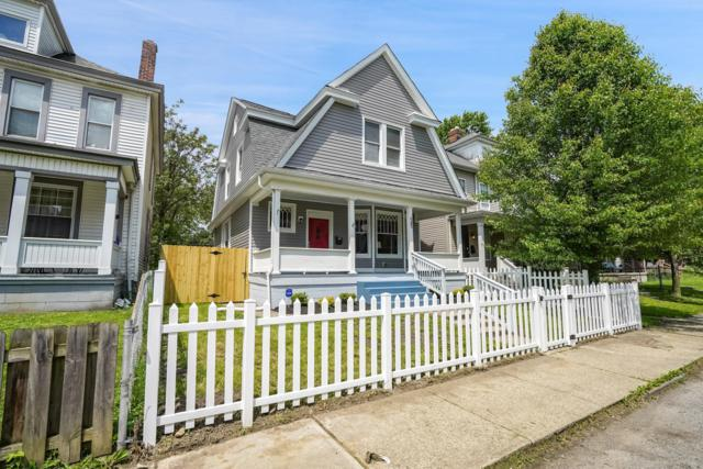 585 Gilbert Street, Columbus, OH 43205 (MLS #219017025) :: Huston Home Team