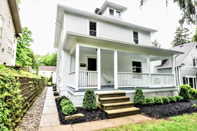 477 W Broadway, Granville, OH 43023 (MLS #219017030) :: The Raines Group