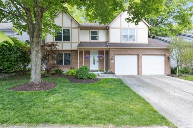 8855 Shrockton Street, Powell, OH 43065 (MLS #219017040) :: Berkshire Hathaway HomeServices Crager Tobin Real Estate