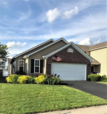 6856 Riding Trail Drive, Canal Winchester, OH 43110 (MLS #219017107) :: Berkshire Hathaway HomeServices Crager Tobin Real Estate