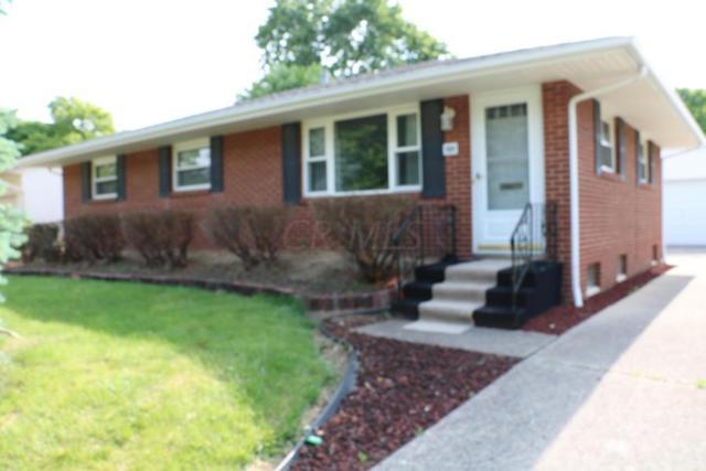 5456 Driftwood Road, Columbus, OH 43229 (MLS #219017266) :: Signature Real Estate