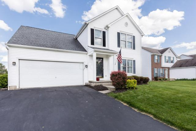 1528 S Hunters Drive, Newark, OH 43055 (MLS #219017276) :: The Clark Group @ ERA Real Solutions Realty