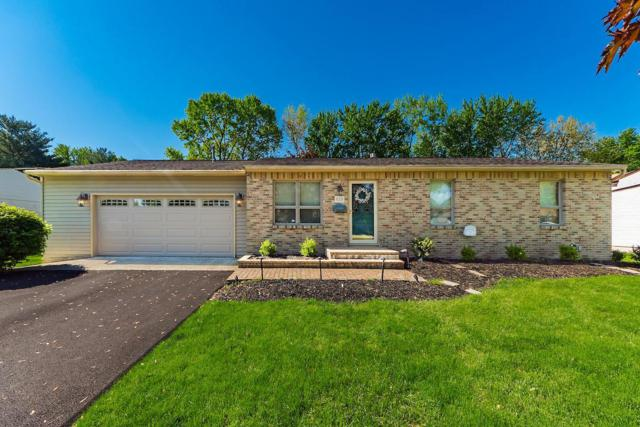 629 Rebecca Avenue, Westerville, OH 43081 (MLS #219017317) :: The Clark Group @ ERA Real Solutions Realty