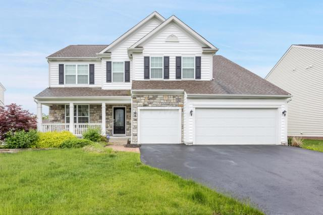 1411 Scotsman Drive, Grove City, OH 43123 (MLS #219017352) :: Huston Home Team
