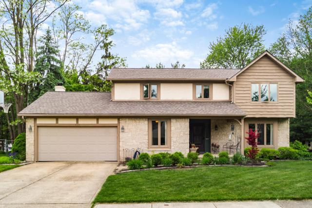 111 Spring Creek Drive, Westerville, OH 43081 (MLS #219017468) :: The Clark Group @ ERA Real Solutions Realty