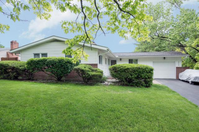 3610 Sunset Drive, Upper Arlington, OH 43221 (MLS #219017522) :: Berkshire Hathaway HomeServices Crager Tobin Real Estate