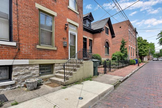 617 S Lazelle Street, Columbus, OH 43206 (MLS #219017531) :: ERA Real Solutions Realty