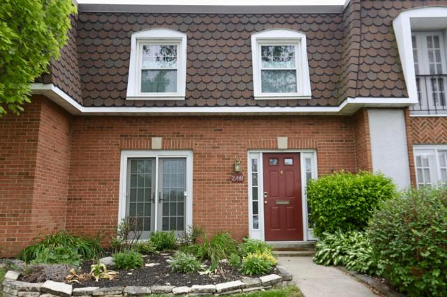 2788 Chateau Circle S #42, Columbus, OH 43221 (MLS #219017564) :: RE/MAX ONE