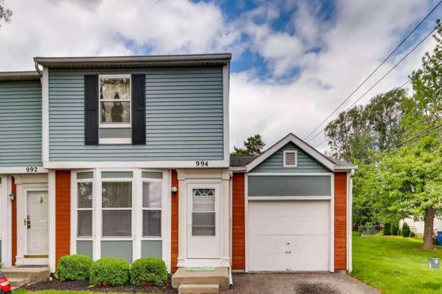 994 Annagladys Drive M4, Worthington, OH 43085 (MLS #219017578) :: Brenner Property Group | Keller Williams Capital Partners