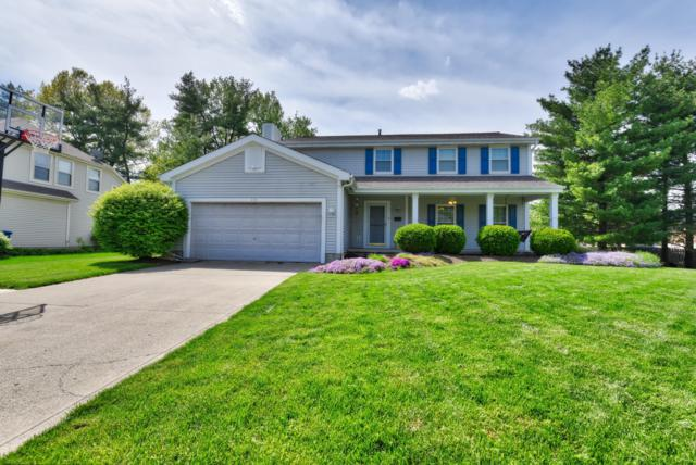 115 Hampton Park W, Westerville, OH 43081 (MLS #219017605) :: RE/MAX ONE
