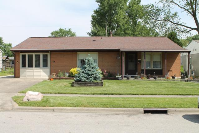 552 Daventry Lane, Gahanna, OH 43230 (MLS #219017609) :: Huston Home Team
