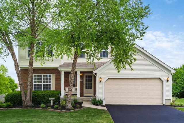 1719 Royal Oak Drive, Lewis Center, OH 43035 (MLS #219017626) :: The Clark Group @ ERA Real Solutions Realty