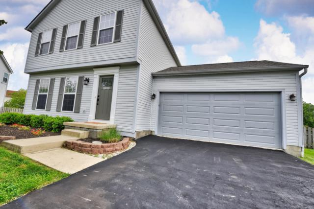 3259 Garrison Court, Hilliard, OH 43026 (MLS #219017664) :: The Raines Group