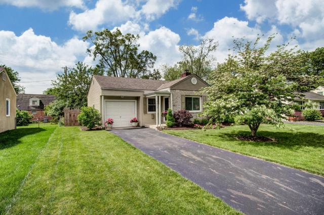 2073 Zollinger Road, Columbus, OH 43221 (MLS #219017680) :: Signature Real Estate