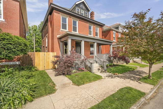 411 S 22nd Street, Columbus, OH 43205 (MLS #219017714) :: Brenner Property Group   Keller Williams Capital Partners